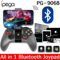 IPEGA Tomahawk PG-9068 Wireless Bluetooth Gamepad For Android & iOS