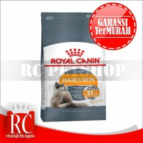 Cat Food / Makanan Kucing Royal Canin Hair & Skin 10 Kg