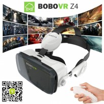 BOBOVR Z4 Virtual Reality 3D Glasses VR Box With Remote