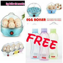 Egg boiler automatic free 3 hydro bottle
