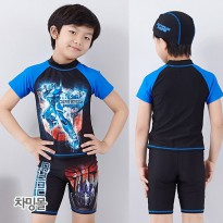 Transformer TF-HB010 namahdong water park swimming swimwear set