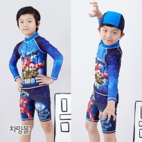 Transformer TF-HB008 namahdong water park swimming swimwear set