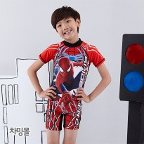 Namahdong Swimwear Set SP-4923 Spiderman Water Park Water