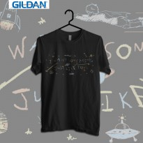 The Chainsmokers & Coldplay - Space Printed in Gildan Shirt