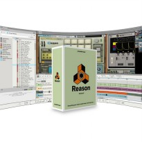 [Star Product] PROPELLERHEAD Reason 8.3 - Original Software
