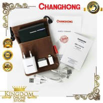 Power Bank changhong iPower D10 Real 10.400mAh Bergaransi