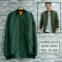 JAKET DISTRO | Bomber Big Size All size XL fit to XXL & M fit to L | Waterproof