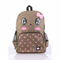 Catenzo Junior Tas Ransel Anak CBDx177 Cream