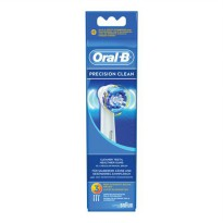 Oral B Precision Clean Brush Heads (refill) - isi 3