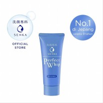 SENKA Perfect Whip Facial Foam Pembersih Wajah - Isi 50 Gram