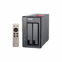 QNAP TS-251+ 2GB RAM 2-Bay Home and SOHO NAS Enclosure Limited