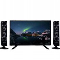 TV 32inch Plus tower XBr LED TV Polytron 32T1500 32T1500