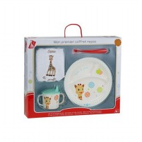 [Star Product] Sophie My First Mealtime Set