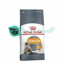 Cat Food / Makanan Kucing Royal Canin Hair & Skin 2 kg