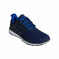 Sepatu Olahraga Lari Gym Fitness Sneakers Adidas Energy Cloud 2.0 Men's Shoes - Blue B44755