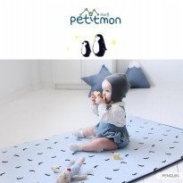 Petitmon Cool Mat - Penguin