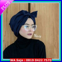 (Headpiece) bow turban/turban pita