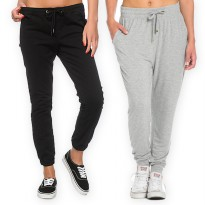 Ladies Jogger / Sweatpants Available In 4 Colors