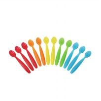 THE FIRST YEARS TAKE & TOSS INFANT SPOONS SENDOK MAKAN ANAK (16 pcs)