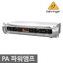 Rainbow Sound] BEHRINGER NU1000DSP Boehringer Genuine 1000W power amplifier