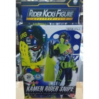 RIDER KICKS FIGURE LEGEND SERI KR SNIPE SHOOTING GAMER 36406