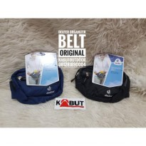[WAIST BAG] DEUTER ORGANIZER BELT ORIGINAL / TAS PINGGANG DEUTER / DEUTER ORIGINAL
