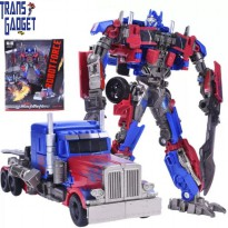 Robot Transformers Optimus Prime - WeiJiang Machine Hero KO Studio Series