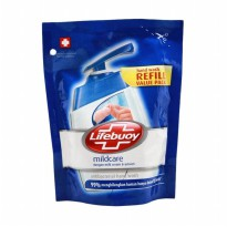 LIFEBUOY Mild Care Body Wash Refill Sabun Mandi 450ml