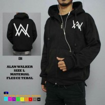 Jaket YRS.Alan Walker Finger Black