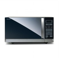 Sharp Microwave R-728(S)-IN [25L/Stainless] Stylish Designed MicrowaveOven FREE DELIVERY JABODETABEK
