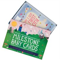 [Limited Offer] Milestone Baby Cards