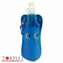 [POP UP IDEA] Tokyo1 Botol Minum Lipat / FUNNY Collapsible Bottle (014261)
