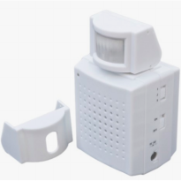 Recordable PIR Motion Sensor Reminder Alarm