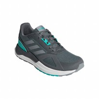 Sepatu Olahraga Lari Fitness Gym Sneakers Adidas Run 80S Men's Shoes - Grey BB7829