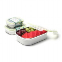 [Limited] Steeltainer Rectangular Airtight Family Size Food Container 1700 ml