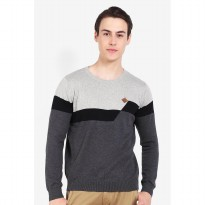 Greenlight Men Knit Grey-AENSGRTL1109