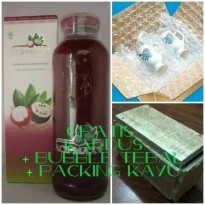 ACEMAX'S ACE MAX'S PACKING SUPER AMAN FREE BUBBLE TEBAL + PACKING KAYU