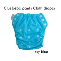 Cluebebe pants cloth diaper SOLID / popok celana/popok kain