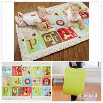 [Recommended] Skiphop Alphabet Zoo Mega Mat