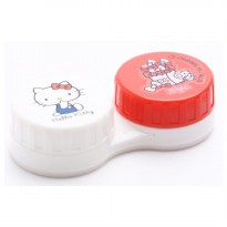 Hello Kitty/Little Twin Star Tempat Soflens Pita IMport