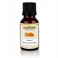 Happy Green Sea Buckthorn Oil (10 ml) -Minyak Sea Buckthorn