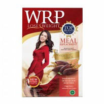 WRP Meal Replacement Chocolate Cereal 324 G (6 Sachet)
