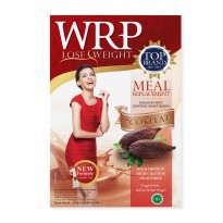 WRP Meal Replacement Chocolate 324 G (6 Sachet)