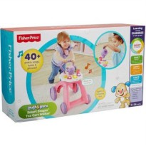 [poledit] Fisher-Price Fisher Price Laugh & Learn Smart Stages Tea Cart Walker (R2)/12195129