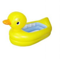 Munchkin Inflatable Safety Duck Tub (Ori)