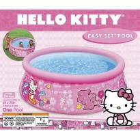 Kolam Renang Anak INTEX SWIMMING POOL HELLO KITTY - 28104