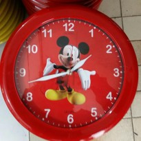 Jam Dinding Karakter Cartoon Micky Mouse 2