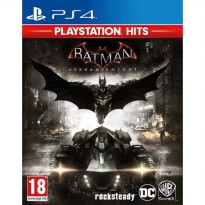 PS4 BATMAN: ARKHAM KNIGHT Region 2 / Europe / English