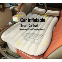 Kasur Mobil Matras Angin / Travel Inflatable Smart Car Bed