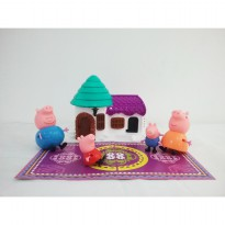 Peppa Pig House ZY-694